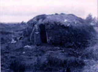 ardee mud cabin 1900s
