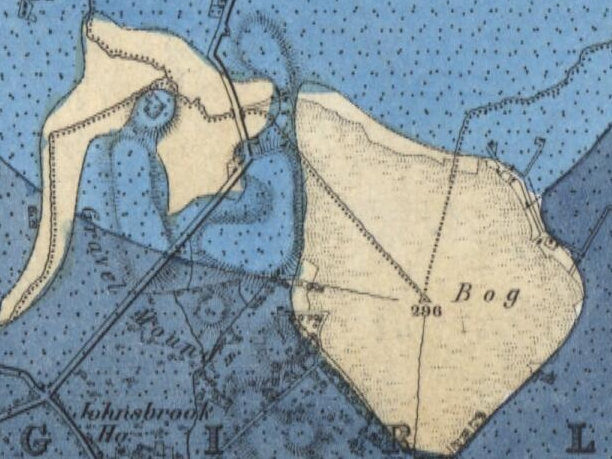 Geological Survey map 1898
